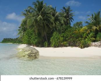 Island of robinson crusoe