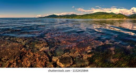 The Island Of Sakhalin.