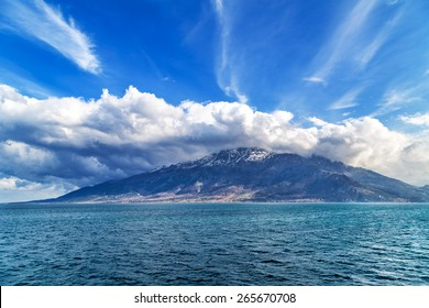 Island Samothraki
