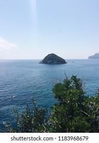 An Island in the Sea