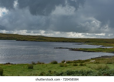 island of Skye The scenery is magnificent, Scotland UK