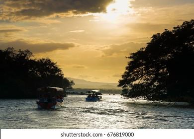 Islands of Granada in Nicaragua