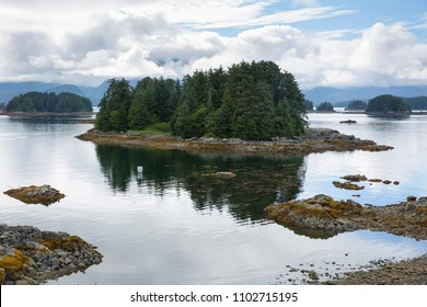 Islands near Sitka, Alaska