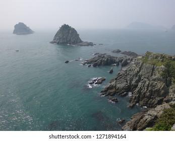 islands and ocean