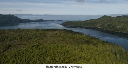 Islands in the Pacific Ocean, Skeena-Queen Charlotte Regional District, Haida Gwaii, Graham Island, British Columbia, Canada