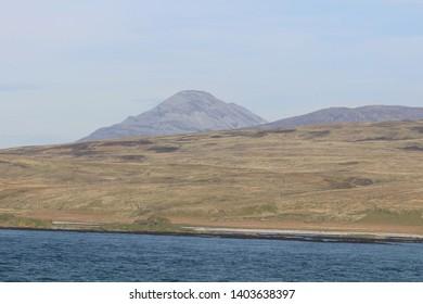 Isle of Jura, located in the Inner Hebrides – Scotland