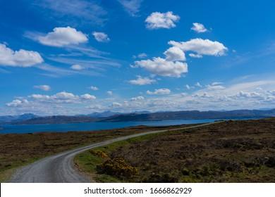 Felseninsel der Himmelssee-Berge