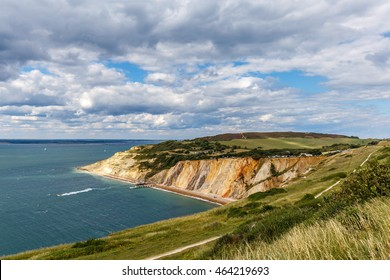 Isle of Wight in summer, England, UK