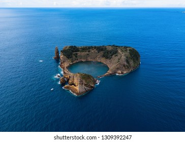 Islet of Vila Franca do Campo - Azores islands, Portugal.