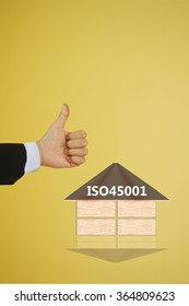 ISO 45001 based on Occupational health and safety