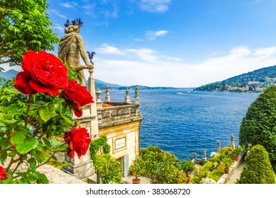 Isola Bella, Lake Maggiore,