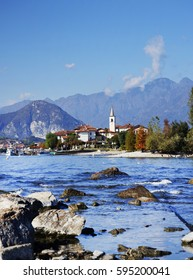 Isola dei Pescatori (Fishermen's Island) Lake Maggiore, Northern Italy, Europe