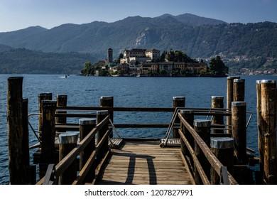 Isola San Giulio
