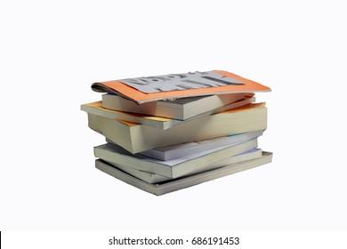 isolate books