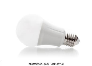 isolate energy saving LED light bulb