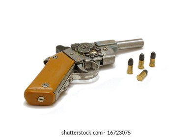 Isolate gun with weapon