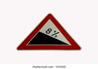 Isolate traffic sign