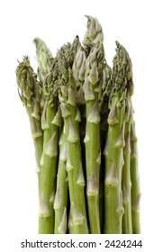 Isolated Asparagus