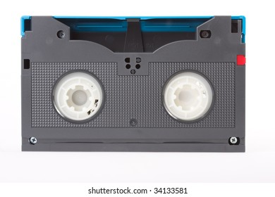 Isolated Back High Definition tape