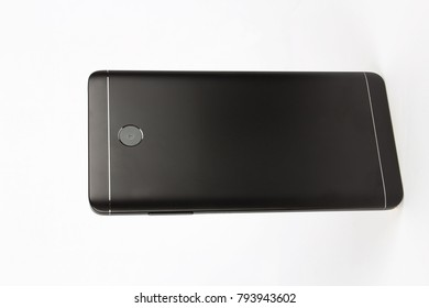 Isolated back side smart phone