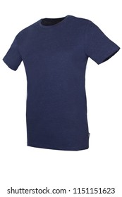 Isolated ble men t-shirt casual