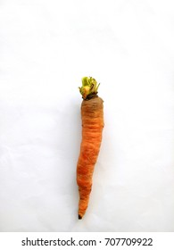 Isolated Carrot