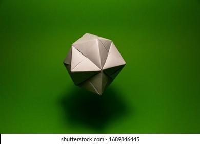 Origami Icosahedron - YouTube   280x390