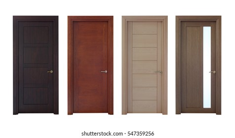 Isolated Doors