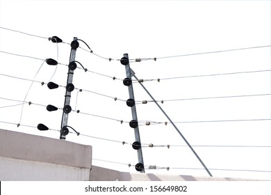 Admirable Electric Fence Images Stock Photos Vectors Shutterstock Wiring Digital Resources Bioskbiperorg