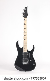 Isolated electric guitar