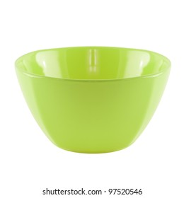 Isolated Empty Plate (with clipping path)