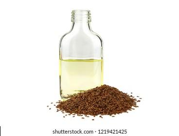 Isolated Flax Seed Oil (Flaxseed, Linseed).