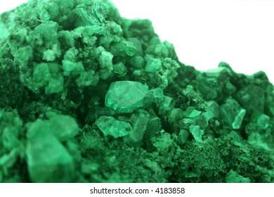 Isolated Gem Stone