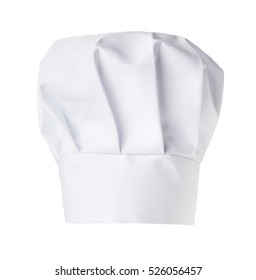 isolated hat of chef