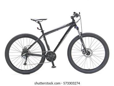 Isolated Men Mountain Bike 27.5 Black Color