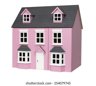 Isolated Model House