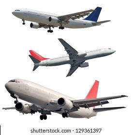 Isolated passenger aircrafts