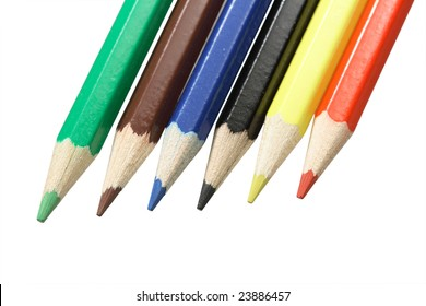 Isolated pencils