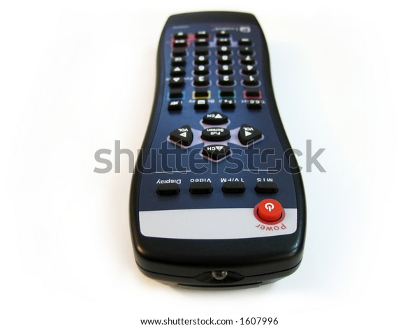 Isolated remote control