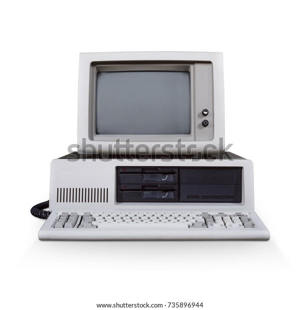 Isolated retro computer