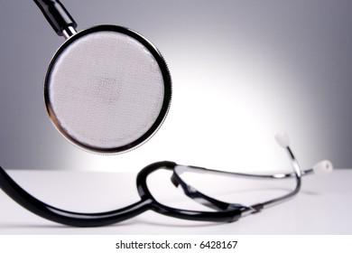 Isolated stethoscope