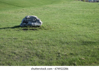 Isolated Stone