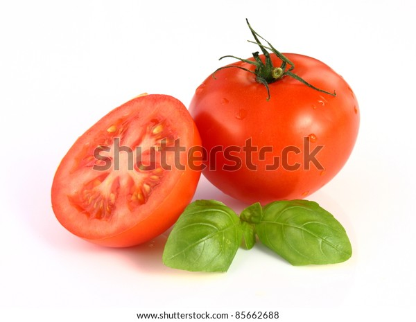 Isolated vegetables - Tomato