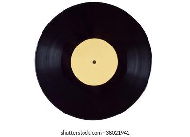Isolated vinyl disc