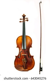Isolated of Violin.