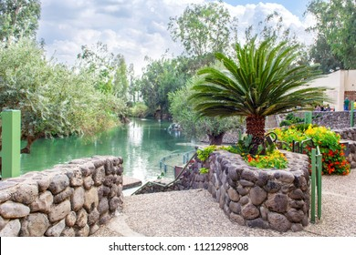 Israel, the Jordan River