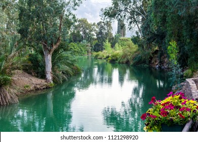 Israel, the Jordan River