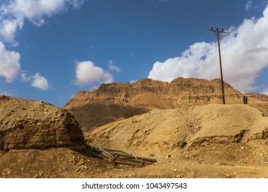 Israel nature and sea
