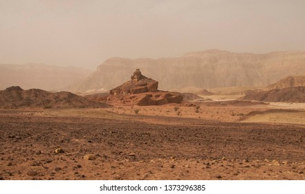 Israeli desert, Eilat