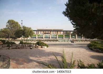 The Israeli Parliament House